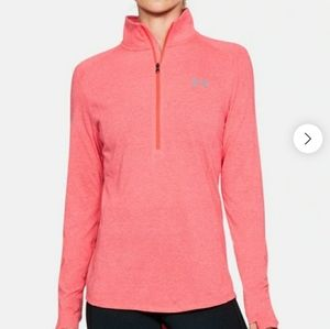 Under Armour Heat Gear Womens Half Zip Pullover